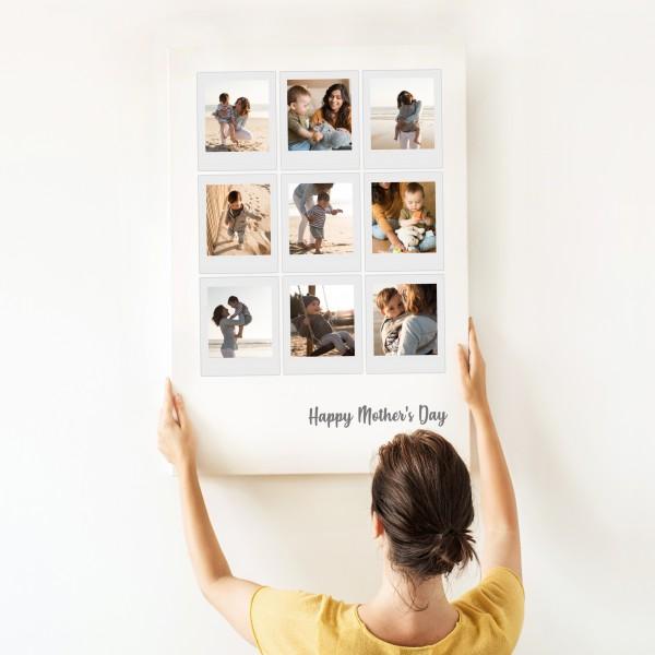 Polaroid Canvas