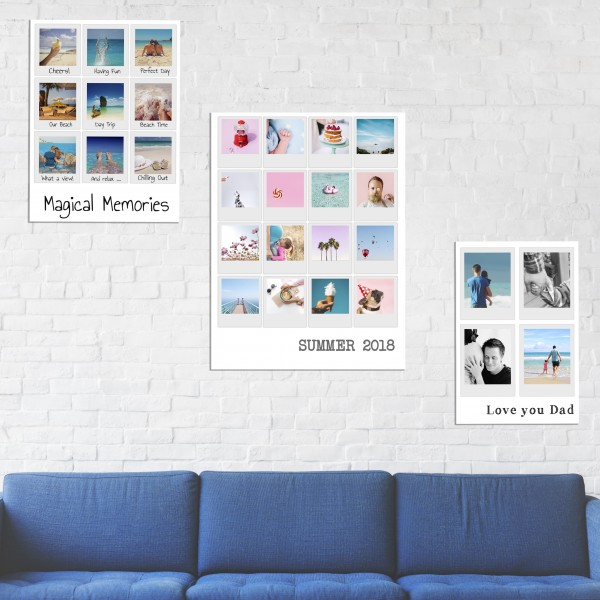 Polaroid Canvas