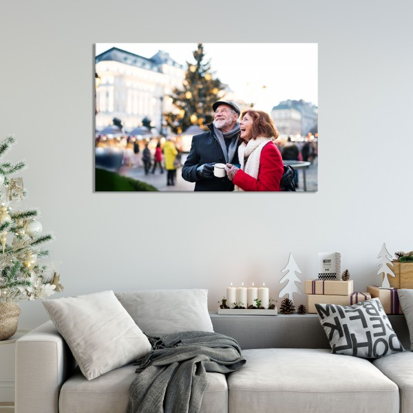 Photo Canvas Gift