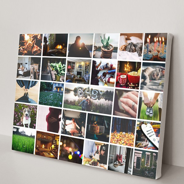 Collage Canvas