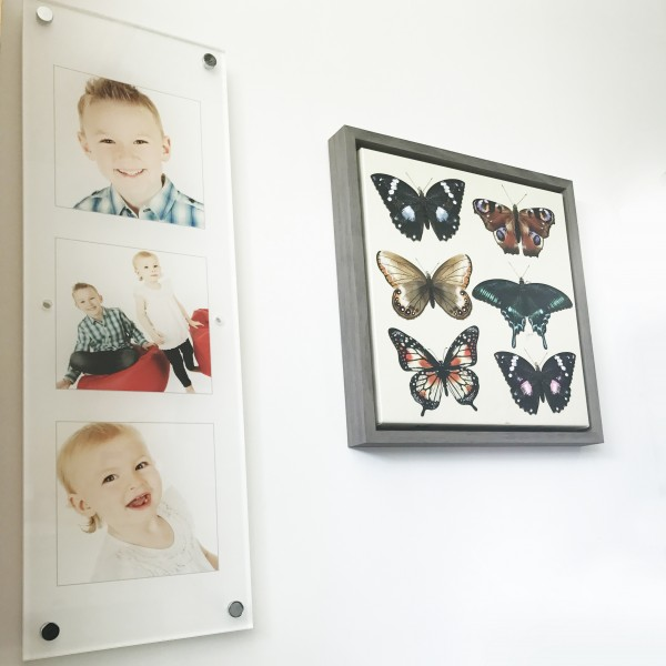 Acrylic Mounted Photo Prints