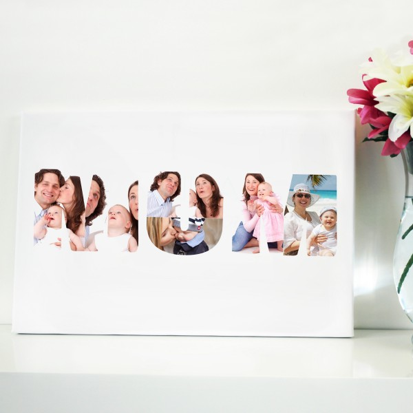Mum Photo Canvas - Use MUM85