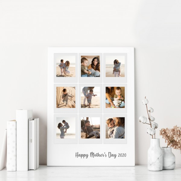Polaroid Canvas - 85% off with MUM85