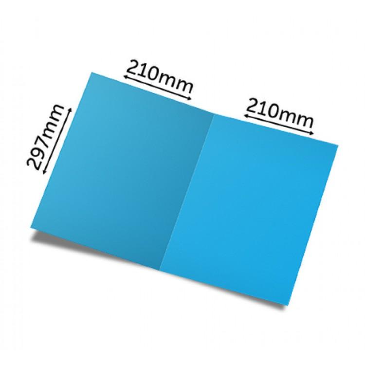 A3 Folded - single side -130 gsm