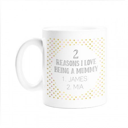 Personalised Mug - White