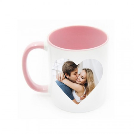 Personalised Mug - Pink