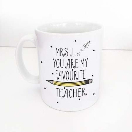 You're My Favourite Teacher Mug