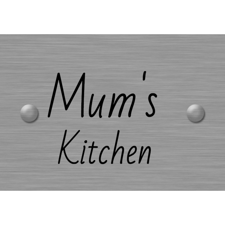 Mum's Door Sign