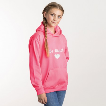 Personalised Kid's Hoodie - Be Kind