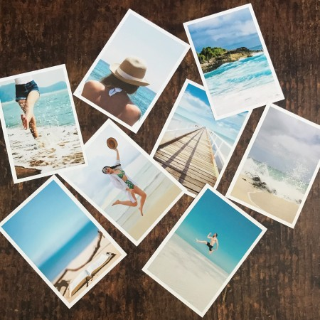 Ultra Thick Premium Photo Prints Cards - Portrait - Pack Of 8
