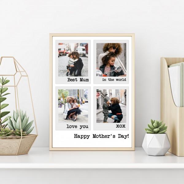 Retro Polaroid Posters