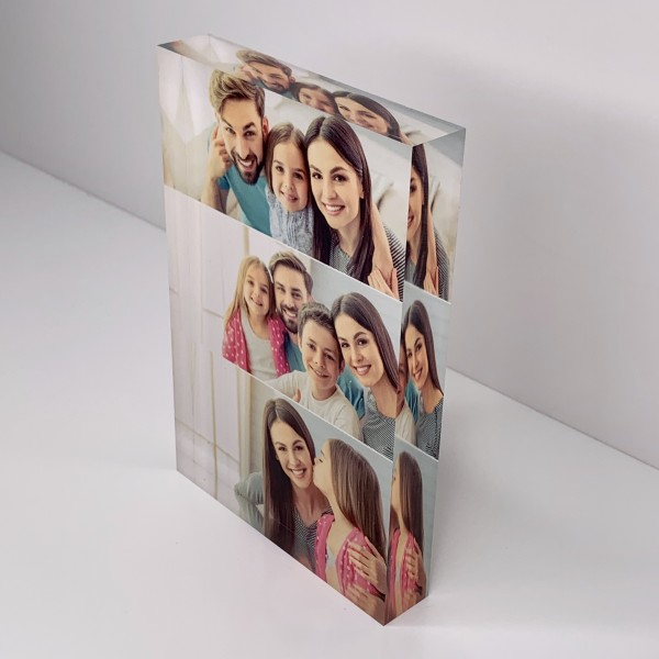 Acrylic Photo Blocks - £9.95