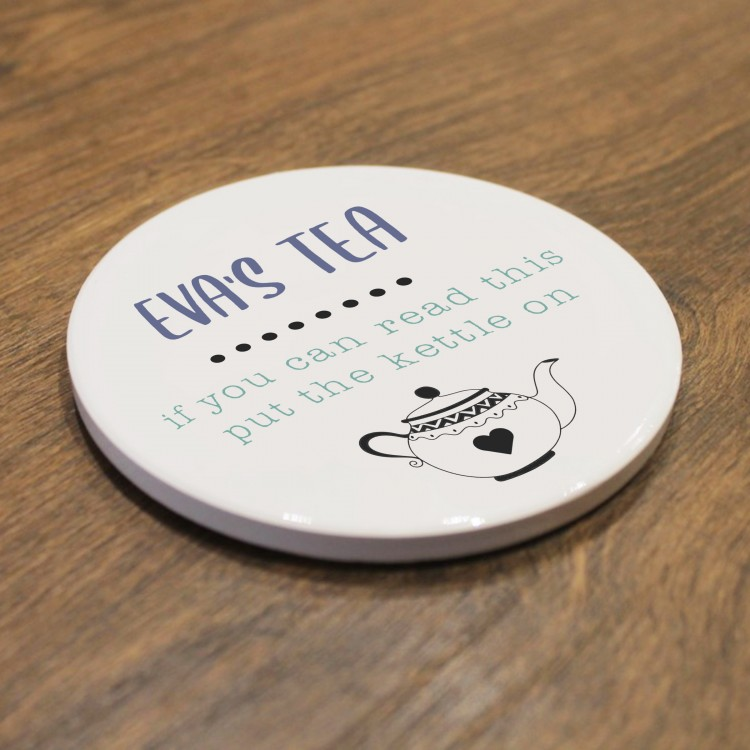 Personalised Ceramic Coaster