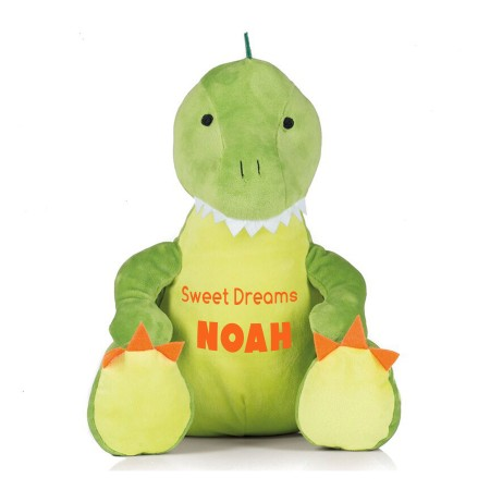 Personalised Dinosaur Zippie