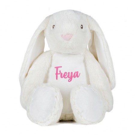 Personalised Bunny Zippie