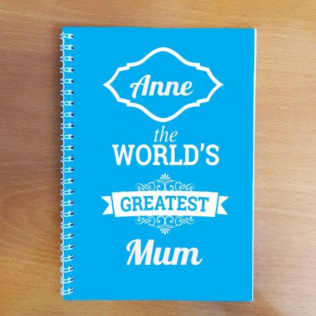 World's Greatest Notebook A4
