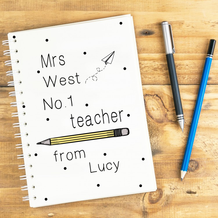 No. 1 Teacher Notebook