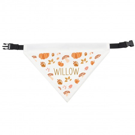 Dog Bandana Autumn Design