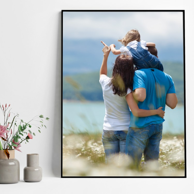 8x12 Inch Portrait Photo Poster