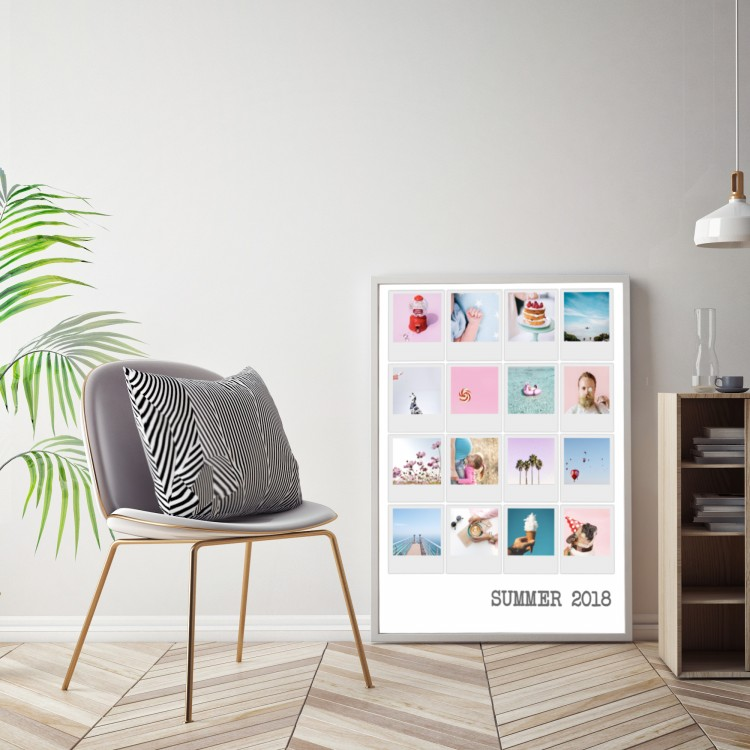 """Polaroid Poster 12""""x16"""""""