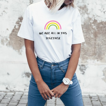 We are all in this together T Shirt