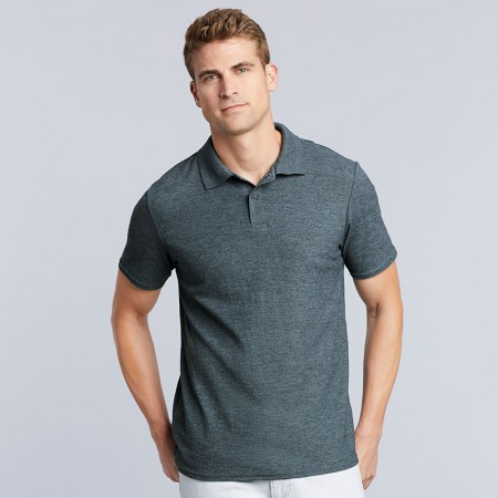 Printed Polo Shirts - Adult