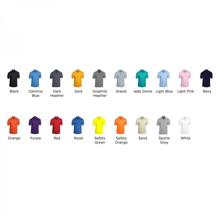 Printed Polo Shirts - Child