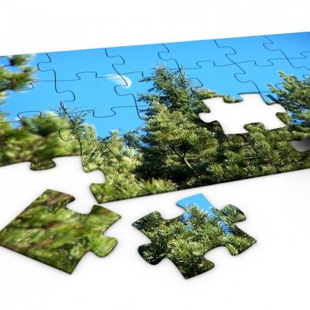 Medium Jigsaw 200 x 290mm (120 Pieces) Landscape