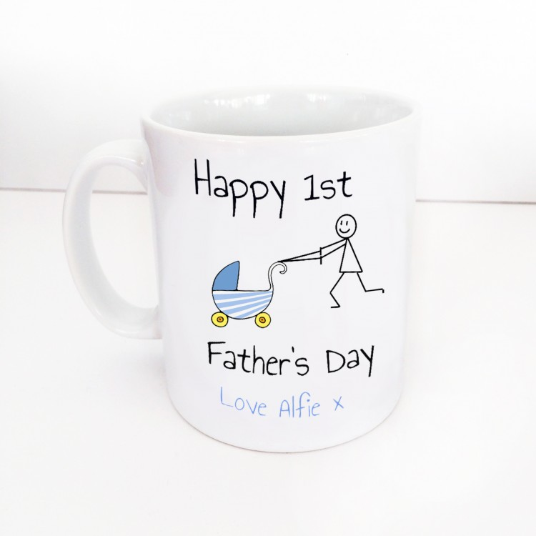 Mug - 1st Father's day