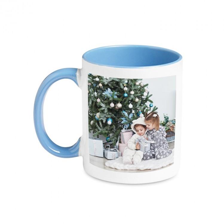 Personalised Mug - Blue