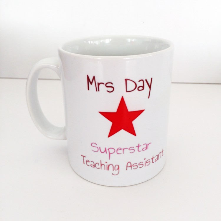 Superstar Teacher Mug