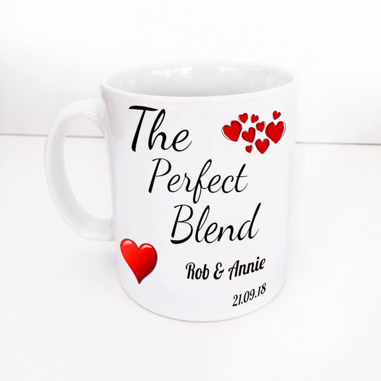 The Perfect Blend Mug