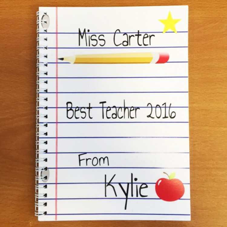 Best Teacher Notebook