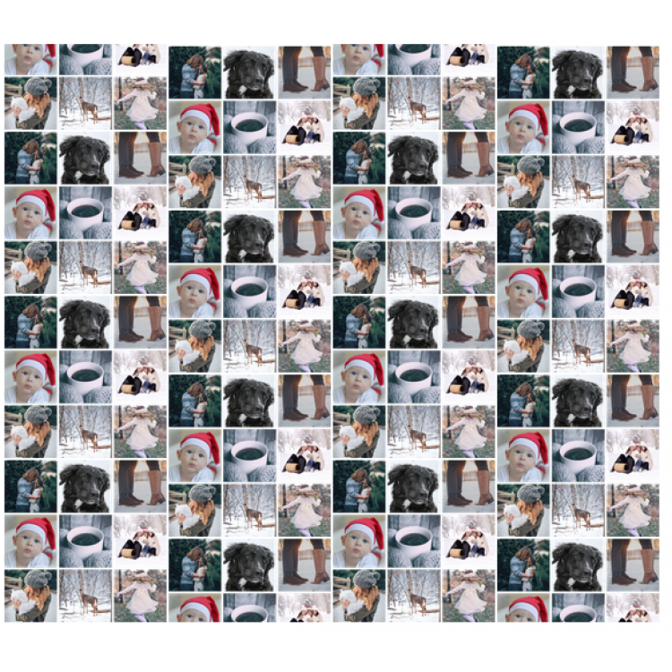 Personalised Wrapping Paper images