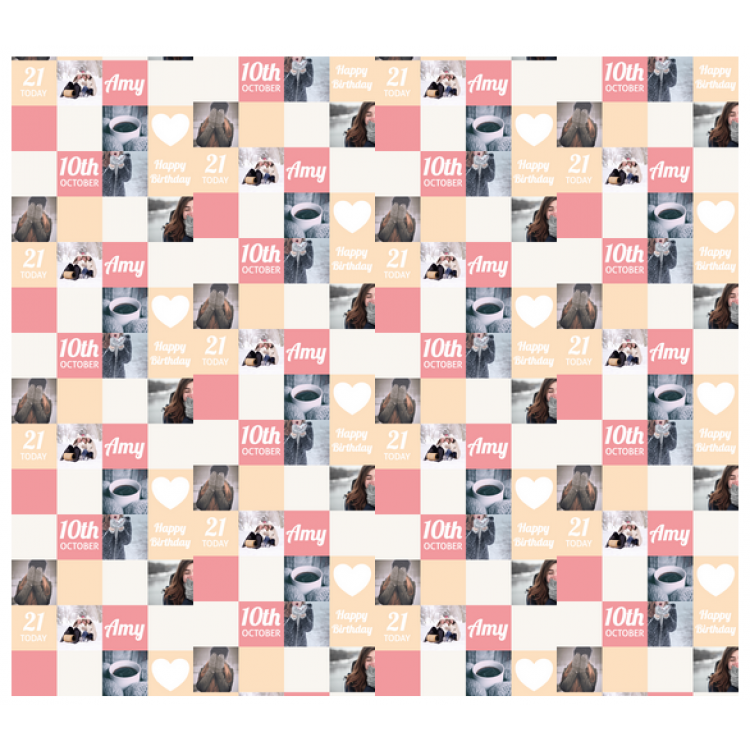 Personalised Wrapping Paper images 2