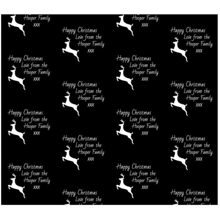 Personalised Wrapping Paper images 3