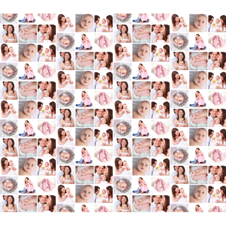 Personalised Wrapping Paper images 9 photos with gaps