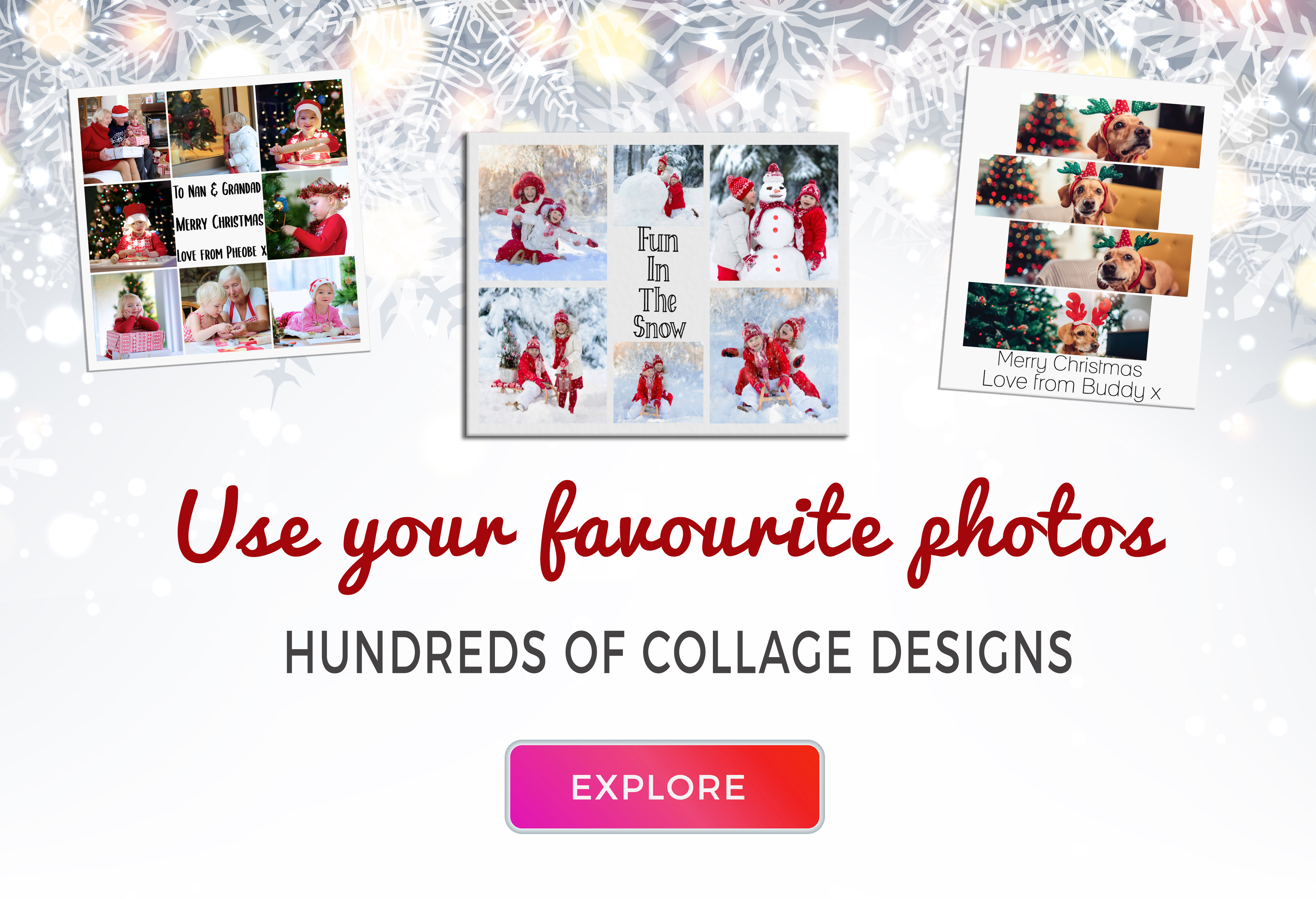 Various Colour A4 Studio Light Collage Paper